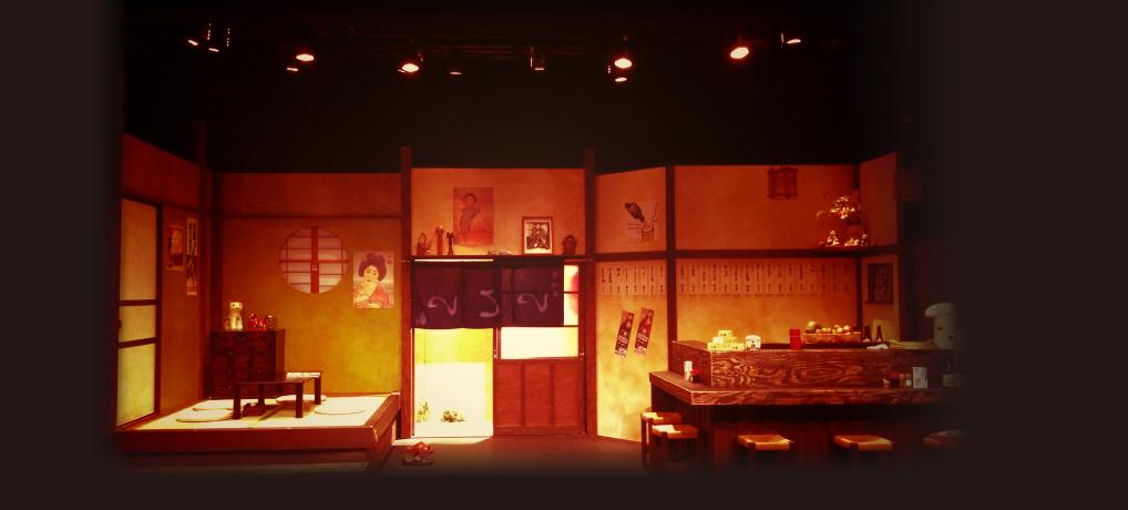 第36回本公演<br/>「母、帰る」<br/>作/佐藤万里<br/>@明石スタジオ